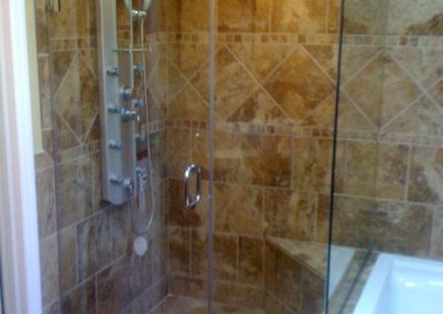 Frameless-Glass-Shower-L-Shaped-steamseal-without-transom-Exceptional-Glass-LLC-NJGLASSDOORS.COM-888-83-GLASS
